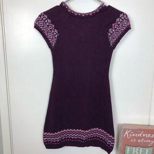 GAP Dresses - Tribal Print Sweater Dress